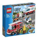 LEGO CITY 60023 Zestaw startowy w sklepie internetowym Planeta Klocków Sklep z klockami LEGO