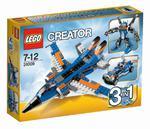 LEGO CREATOR 31008 Zdobywcy przestworzy w sklepie internetowym Planeta Klocków Sklep z klockami LEGO