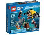 LEGO City 60091 Morskie głębiny - zestaw startowy w sklepie internetowym Planeta Klocków Sklep z klockami LEGO