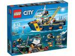 LEGO City 60095 Statek do badań głębinowych w sklepie internetowym Planeta Klocków Sklep z klockami LEGO