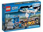 LEGO City 60079 Transporter odrzutowca w sklepie internetowym Planeta Klocków Sklep z klockami LEGO