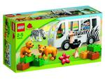 LEGO DUPLO 10502 Autobus w ZOO w sklepie internetowym Planeta Klocków Sklep z klockami LEGO