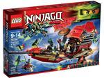 LEGO Ninjago 70738 Ostatni lot Perły Przeznaczenia w sklepie internetowym Planeta Klocków