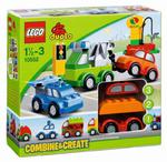 LEGO DUPLO 10552 Kreatywne Auta w sklepie internetowym Planeta Klocków Sklep z klockami LEGO