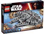 LEGO Star Wars 75105 Millennium Falcon w sklepie internetowym Planeta Klocków