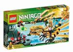 LEGO Ninjago 70503 Złoty smok w sklepie internetowym Planeta Klocków