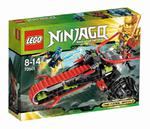 LEGO Ninjago 70501 Pojazd wojownika w sklepie internetowym Planeta Klocków Sklep z klockami LEGO