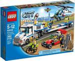 LEGO CITY 60049 Laweta do przewozu helikoptera w sklepie internetowym Planeta Klocków Sklep z klockami LEGO