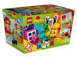 LEGO DUPLO 10820 Zestaw kreatywnego budowniczego LEGO DUPLO w sklepie internetowym Planeta Klocków