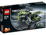 LEGO TECHNIC 42021 Skuter śnieżny w sklepie internetowym Planeta Klocków Sklep z klockami LEGO