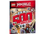 LEGO Ninjago LBS702 500 naklejek w sklepie internetowym Planeta Klocków Sklep z klockami LEGO