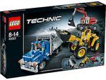 LEGO TECHNIC 42023 Maszyny Budowlane w sklepie internetowym Planeta Klocków Sklep z klockami LEGO