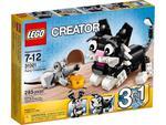LEGO CREATOR 31021 Zabawa w kotka i myszkę 3w1 w sklepie internetowym Planeta Klocków Sklep z klockami LEGO