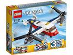 LEGO CREATOR 31020 Śmigłowiec 3w1 w sklepie internetowym Planeta Klocków Sklep z klockami LEGO