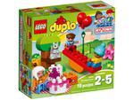 LEGO DUPLO 10832 Przyjęcie urodzinowe w sklepie internetowym Planeta Klocków Sklep z klockami LEGO