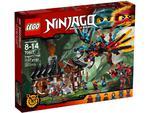 LEGO Ninjago 70627 Kuźnia Smoka w sklepie internetowym Planeta Klocków Sklep z klockami LEGO