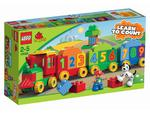 LEGO DUPLO 10558 Pociąg z cyferkami w sklepie internetowym Planeta Klocków Sklep z klockami LEGO
