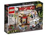 LEGO Ninjago 70607 Pościg w NINJAGO City w sklepie internetowym Planeta Klocków Sklep z klockami LEGO