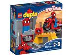 LEGO DUPLO 10607 Motocyklowy warsztat Spider-Mana w sklepie internetowym Planeta Klocków Sklep z klockami LEGO