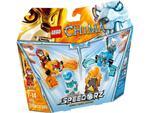 LEGO Chima 70156 Walka ognia z lodem w sklepie internetowym Planeta Klocków Sklep z klockami LEGO