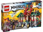 LEGO Ninjago 70728 Bitwa o Ninjago w sklepie internetowym Planeta Klocków
