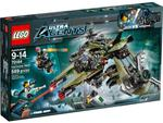 LEGO Ultra Agents 70164 Operacja Huragan w sklepie internetowym Planeta Klocków Sklep z klockami LEGO