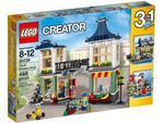 LEGO Creator 31036 Sklep z zabawkami i owocami w sklepie internetowym Planeta Klocków Sklep z klockami LEGO