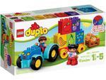 LEGO Duplo 10615 Mój pierwszy traktor w sklepie internetowym Planeta Klocków