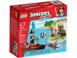 LEGO Juniors 10679 Poszukiwanie skarbu piratów w sklepie internetowym Planeta Klocków