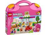 LEGO Juniors 10684 Walizeczka - supermarket w sklepie internetowym Planeta Klocków Sklep z klockami LEGO