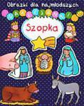 Szopka. Obrazki dla najmłodszych. Naklejanki w sklepie internetowym Podrecznikowo.pl