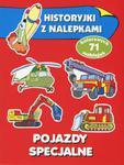 Pojazdy specjalne. Historyjki z nalepkami w sklepie internetowym Podrecznikowo.pl