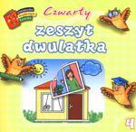 Czwarty zeszyt dwulatka. Biblioteczka mądrego dziecka w sklepie internetowym Podrecznikowo.pl