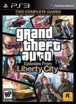 GTA 4 IV Episodes from Liberty City PS3 w sklepie internetowym ProjektKonsola.pl
