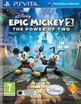 Epic Mickey 2 Siła dwóch PL PS Vita w sklepie internetowym ProjektKonsola.pl