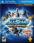 Playstation All-Stars Battle Royale PL PS Vita w sklepie internetowym ProjektKonsola.pl