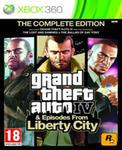 GTA 4 / GTA IV Complete Edition XBOX 360 w sklepie internetowym ProjektKonsola.pl