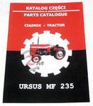 Katalog części MF 235 w sklepie internetowym TZM