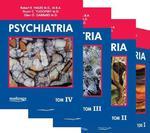 Psychiatria Tom 1, 2, 3, 4 Komplet Hales, Yudofsky, Gabbard w sklepie internetowym Sportowo-Medyczna.pl
