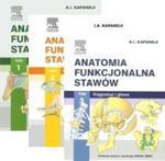 Anatomia funkcjonalna stawów Tom 1-3 Komplet w sklepie internetowym Sportowo-Medyczna.pl