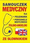 Samouczek medyczny dla pielęgniarek i personelu medycznego polsko-angielski ze słownikiem w sklepie internetowym Sportowo-Medyczna.pl