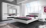 HEKTOR Komplet szafa 5D + łóże 160 + 2 stoliki nocne w sklepie internetowym Sklep.meblarz.pl