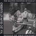Płyta CD - Na Leo Hawaii Kahiko: The Master Chanters Of Hawaii/Songs Of Old Hawaii w sklepie internetowym Sklep.Alohamana.pl