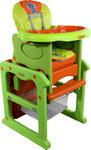 Krzesełko ARTI Pauli Elephant Green Orange NOWOŚĆ w sklepie internetowym Centrum Maluszka