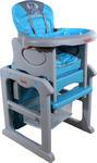 Krzesełko ARTI Pauli Elephant Grey Light Blue NOWOŚĆ w sklepie internetowym Centrum Maluszka
