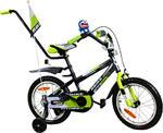 Rower BMX Rbike 3-16 gray-green NOWOŚĆ !!! w sklepie internetowym Centrum Maluszka