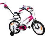 Rower BMX Rbike 3-16 white-purple NOWOŚĆ !!! w sklepie internetowym Centrum Maluszka