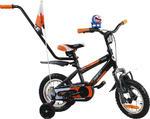 Rower BMX Rbike 4-12 black-orange, NOWOŚĆ !!! w sklepie internetowym Centrum Maluszka
