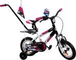 Rower BMX Rbike 4-12 white-purple, NOWOŚĆ !!! w sklepie internetowym Centrum Maluszka