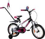 Rower BMX Rbike 4-16 white-purple NOWOŚĆ !!! w sklepie internetowym Centrum Maluszka